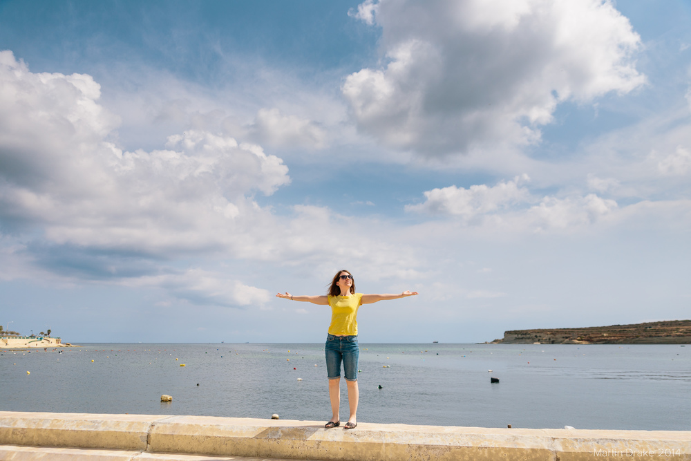 St Thomas Bay, Malta