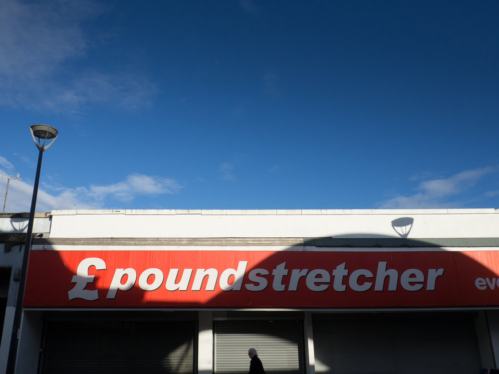 £poundstretcher