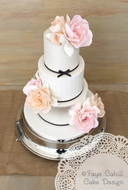 Wedding Cakes Adelaide Pricing