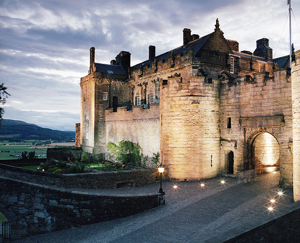 Destination Wedding Scotland Castle