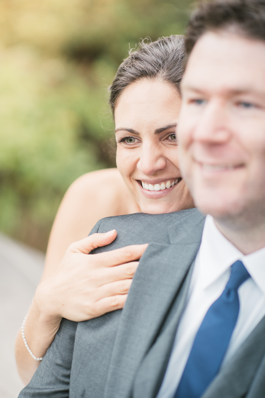 Ellie & Josh were married in Canada