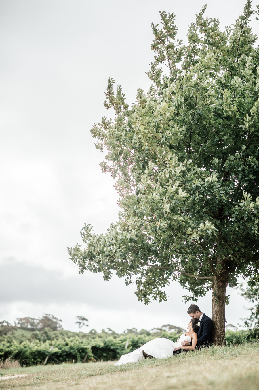 Kate & Sam were married in the Adelaide Hills
