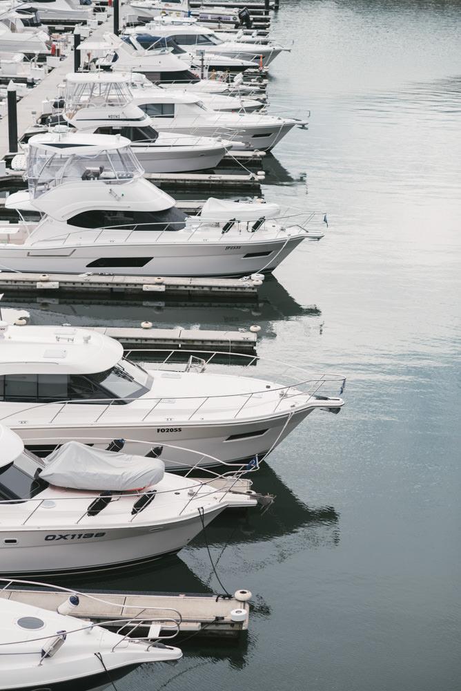 Yachts at Glenelg