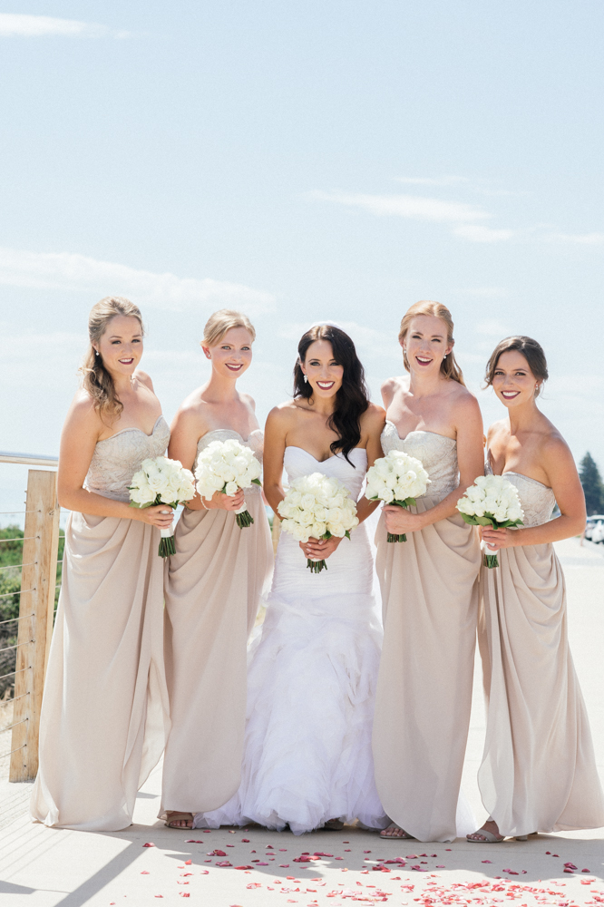 Henley Beach wedding
