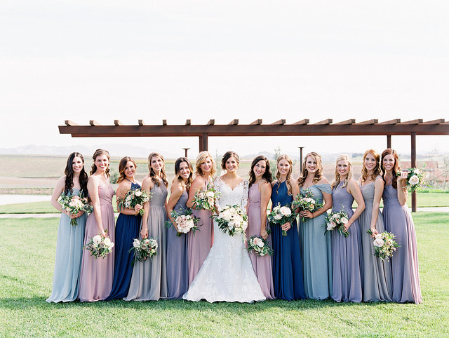 Your Go-To Color Palettes for A Perfect Wedding