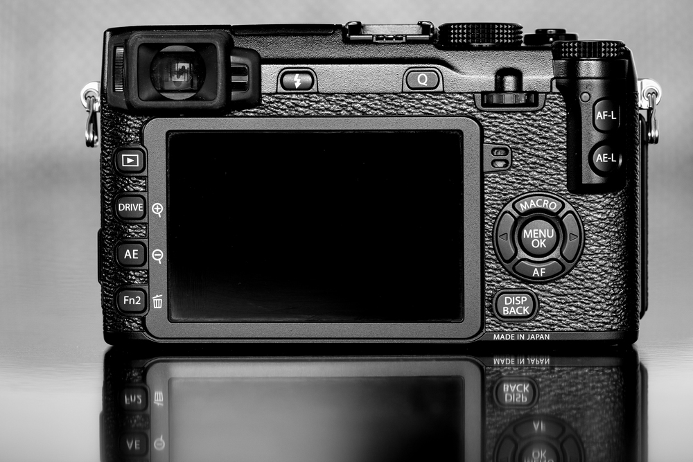 X-E2 Rear (Click to enlarge)