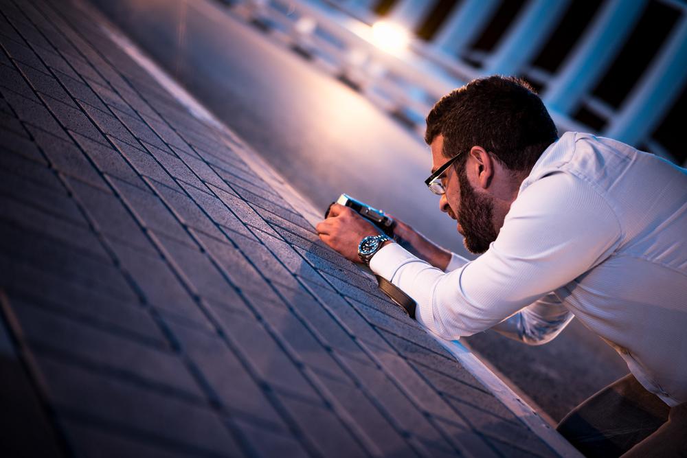 Sony 55/1.8 @f/1.8 on Sony A7r