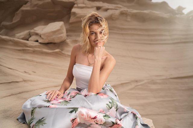 Elena. Shot with Sony A7R2 and 35mm/1.4 lit with a Godox AD600 Pro.  #portrait #dubaiphotographer #dubaimodel #dubaimodels #sonya7ii #sonyimages  #dubai #naturallight #portraitshoot #desert #uae #fashionista #sonyportraits #godox #ocf #flash