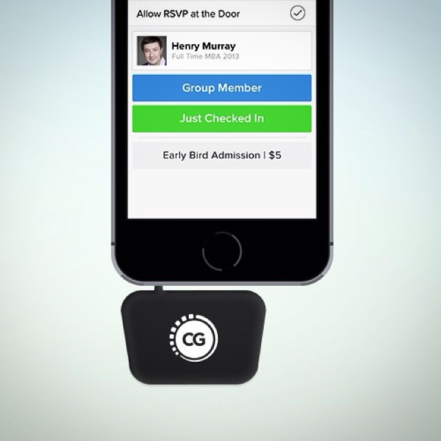 Swipe, Scan, or manually check-in your event attendees
