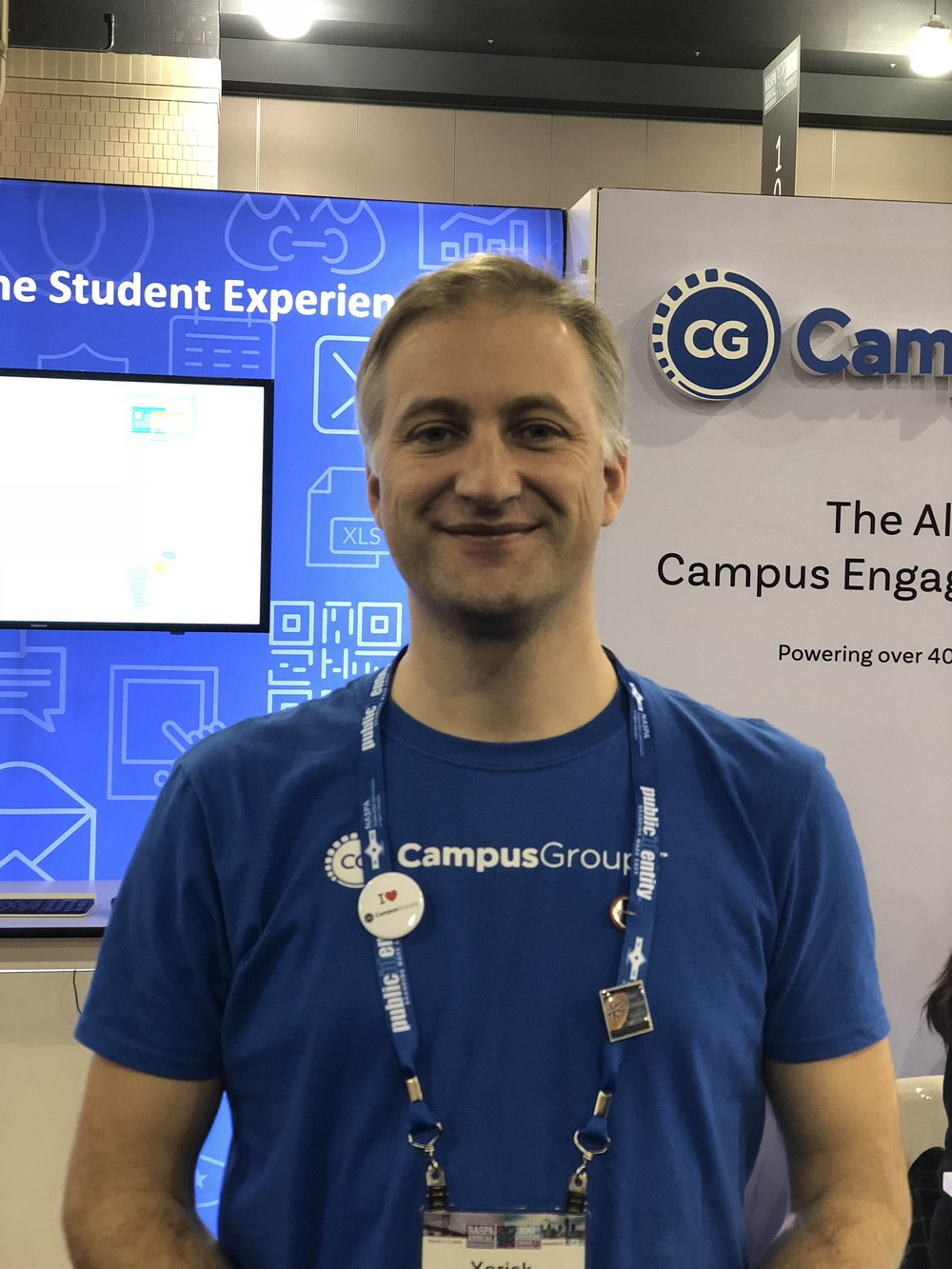 CampusGroups Founder and CEO, Yorick Ser, spoke with dozens of Student Affairs leaders about the challenges facing campuses today, and how to solve them together.