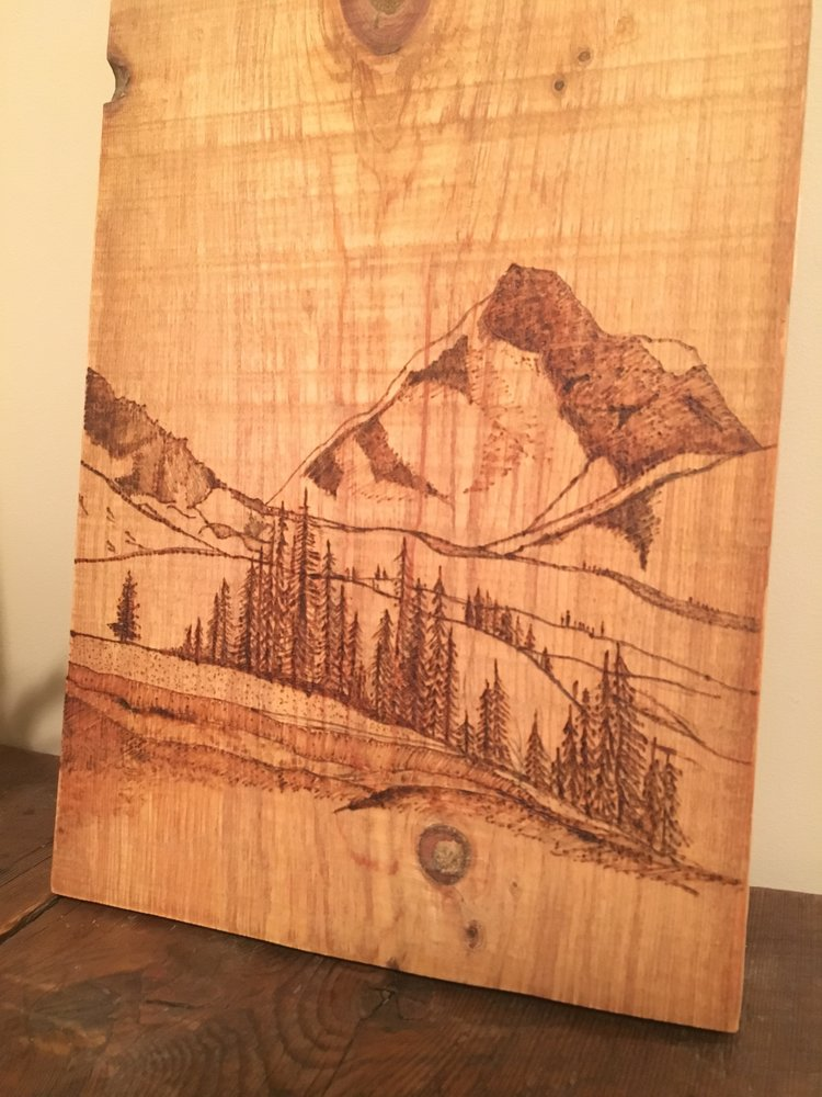 How To Make Woodburning Art Rapid Resizer Arts Amp Crafts Tips