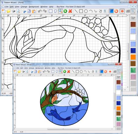 Pattern Wizard: Design & Print Full Size Arts & Crafts Patterns ...