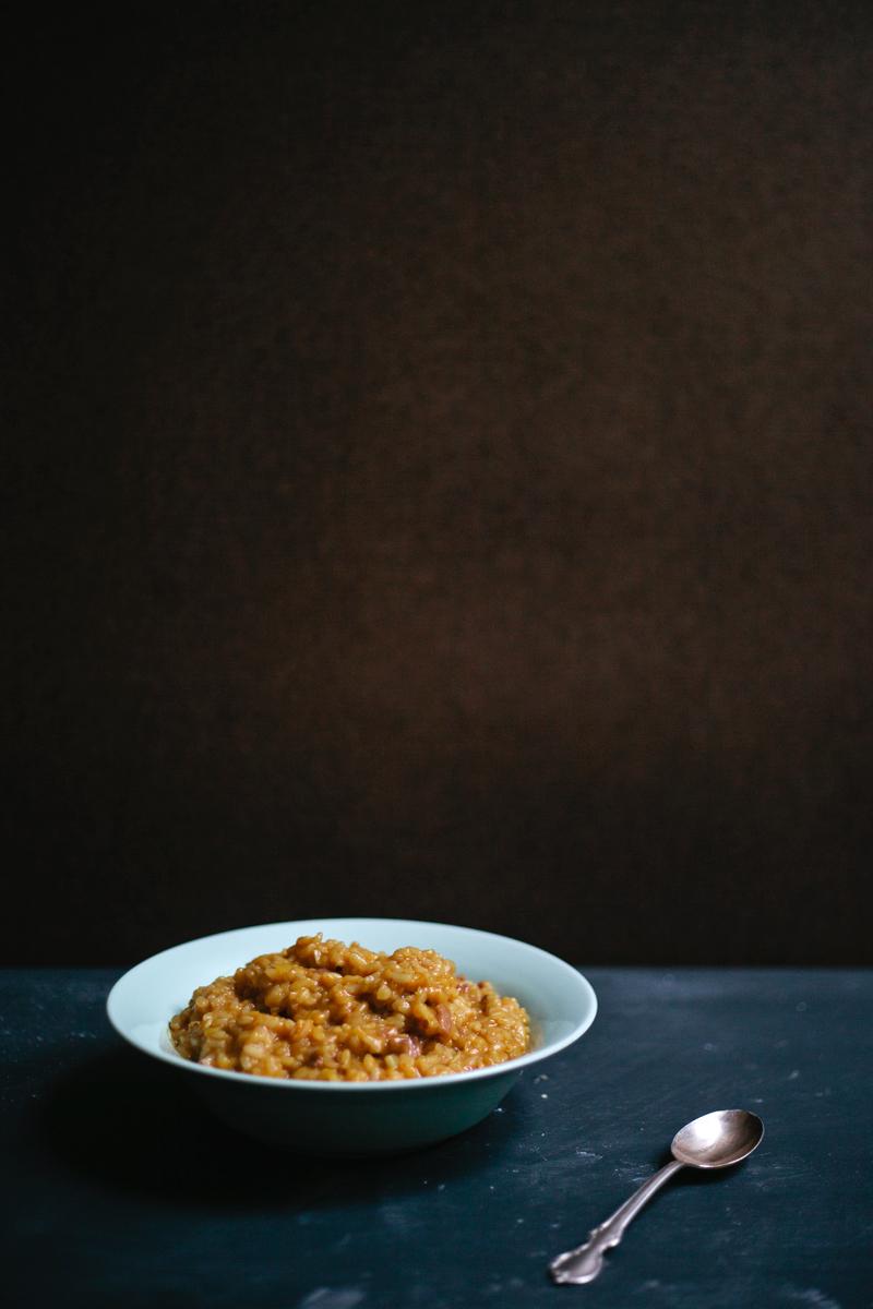 calories pumpkin risotto