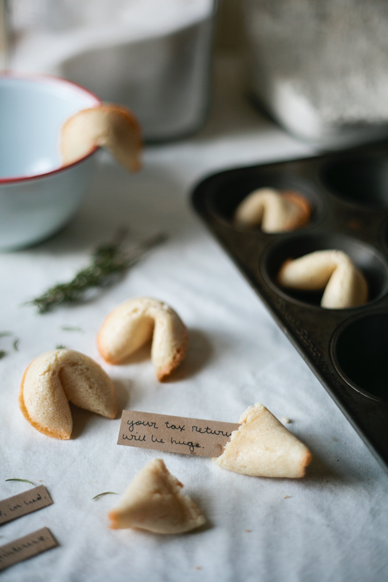 FORTUNE COOKIES — molly yeh