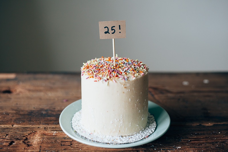 Birthday Cake Icing Recipes Easy: Chocolate Cake With Halva Filling, Tahini Frosting, And A
