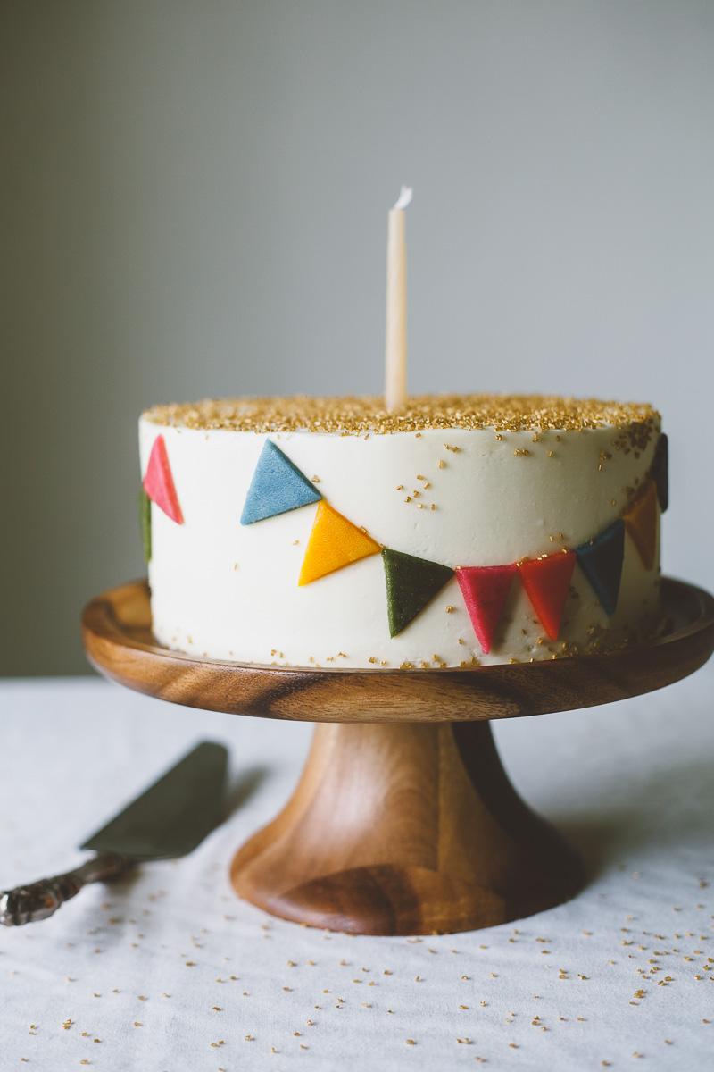 Funfetti Cake Molly Yeh