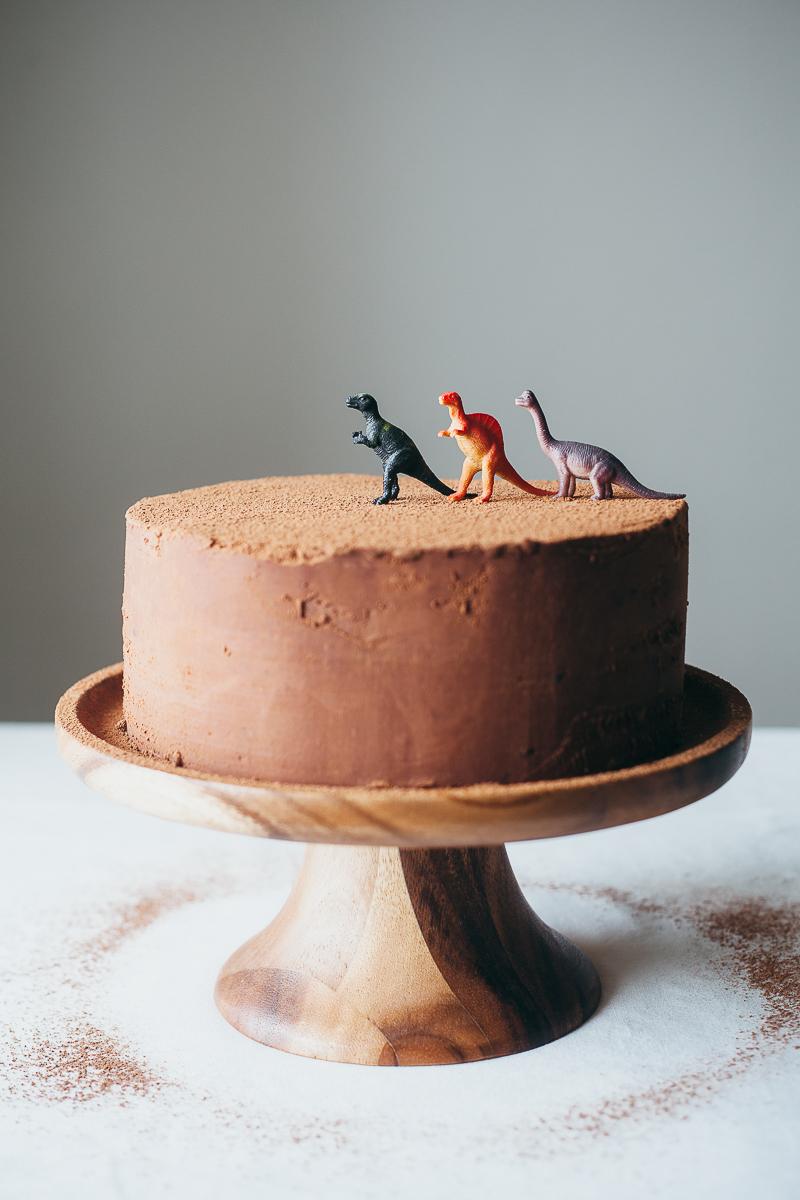 Italian Rainbow Cookie Cake Molly Yeh