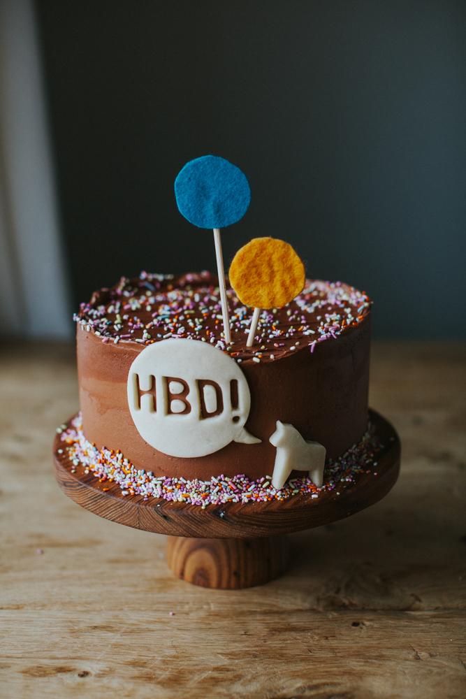 Chocolate Goulash Cake