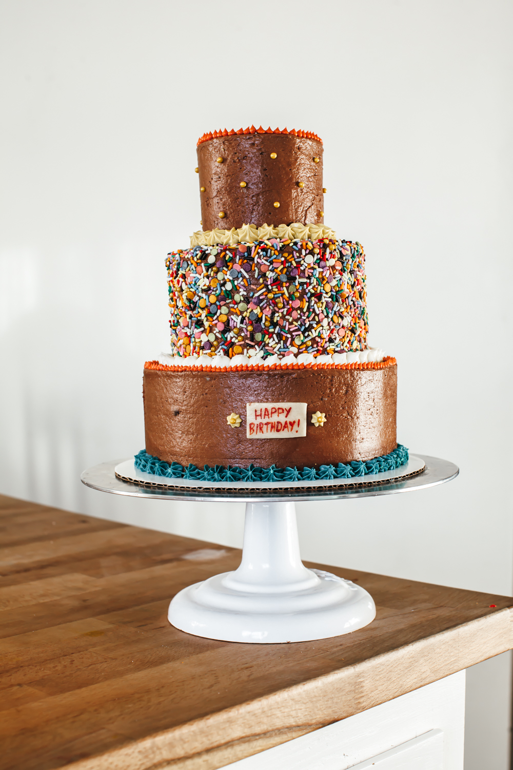 Eggboy S Birthday Cake Molly Yeh