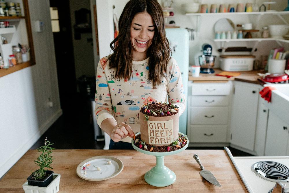 Girl meets farm recipe for meatless meatballs