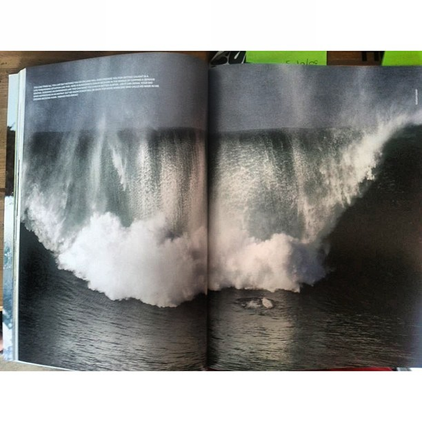 """""""Aileens"""" Double Page spread in TONNTA."""