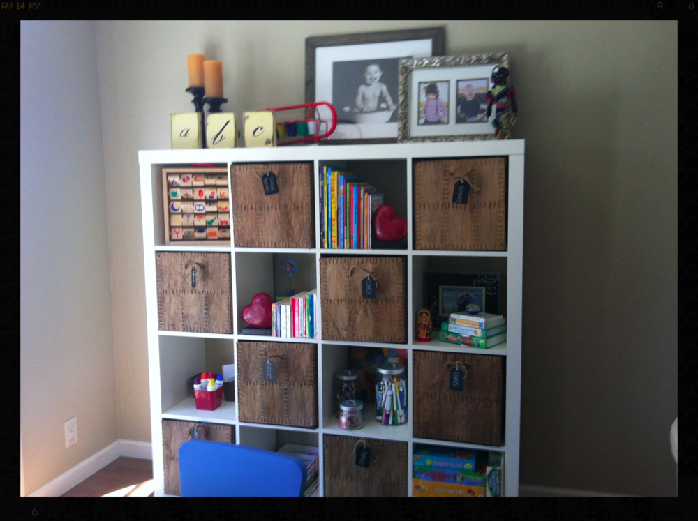 After of kids area