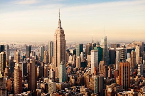 NYC Skyline Image 2