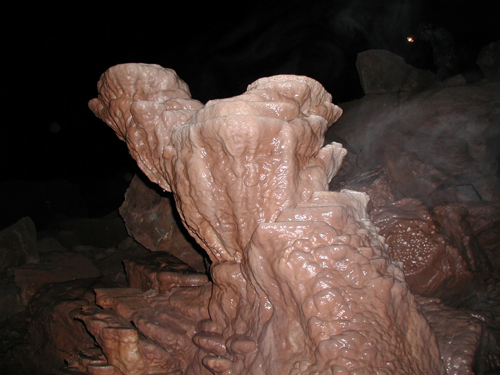 Cass Cave, WVa