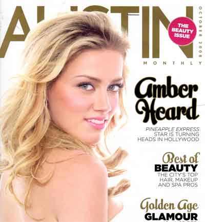 Austin Monthly 2008 Best of Beauty