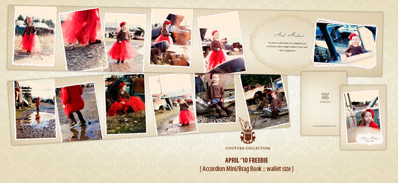 free marketing templates for photographers aprils free download ew couture collection