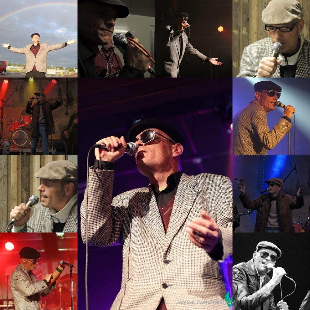 Rick Blansjaar - Lead Vocals