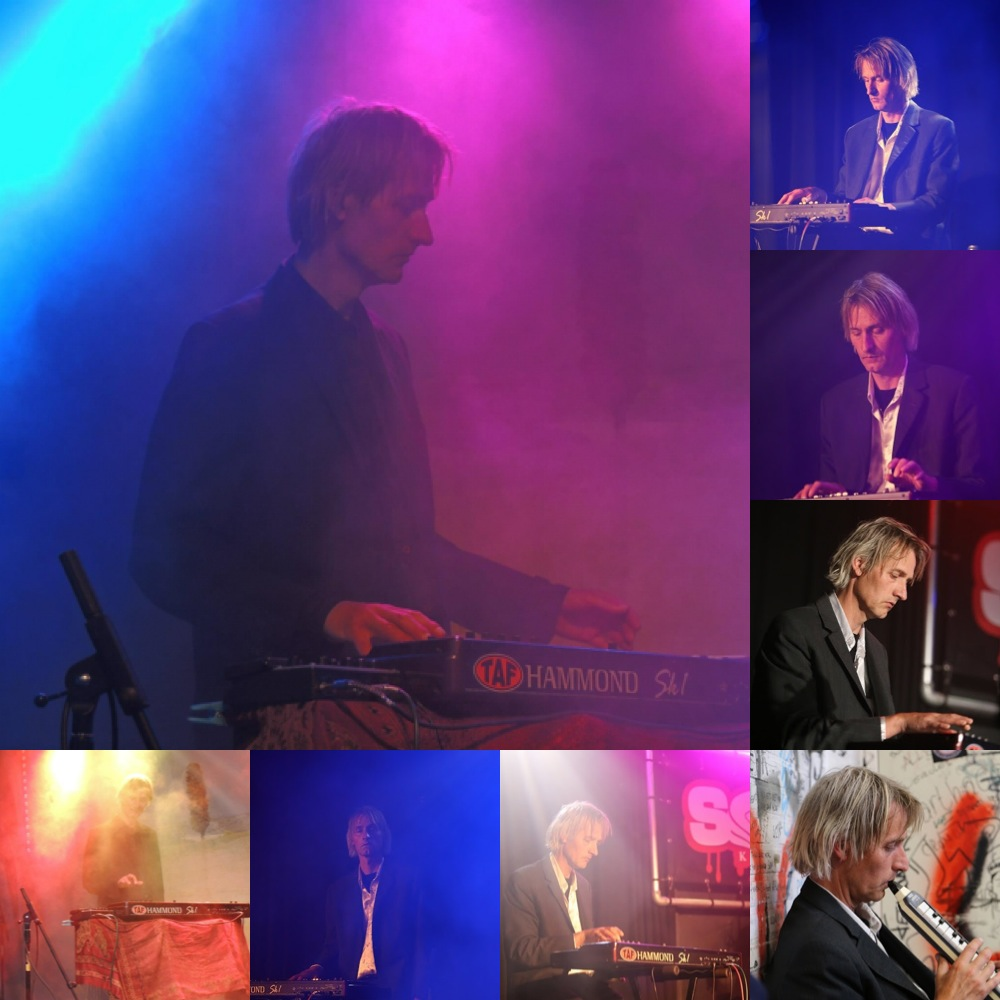 Peter Paauw - Keyboards