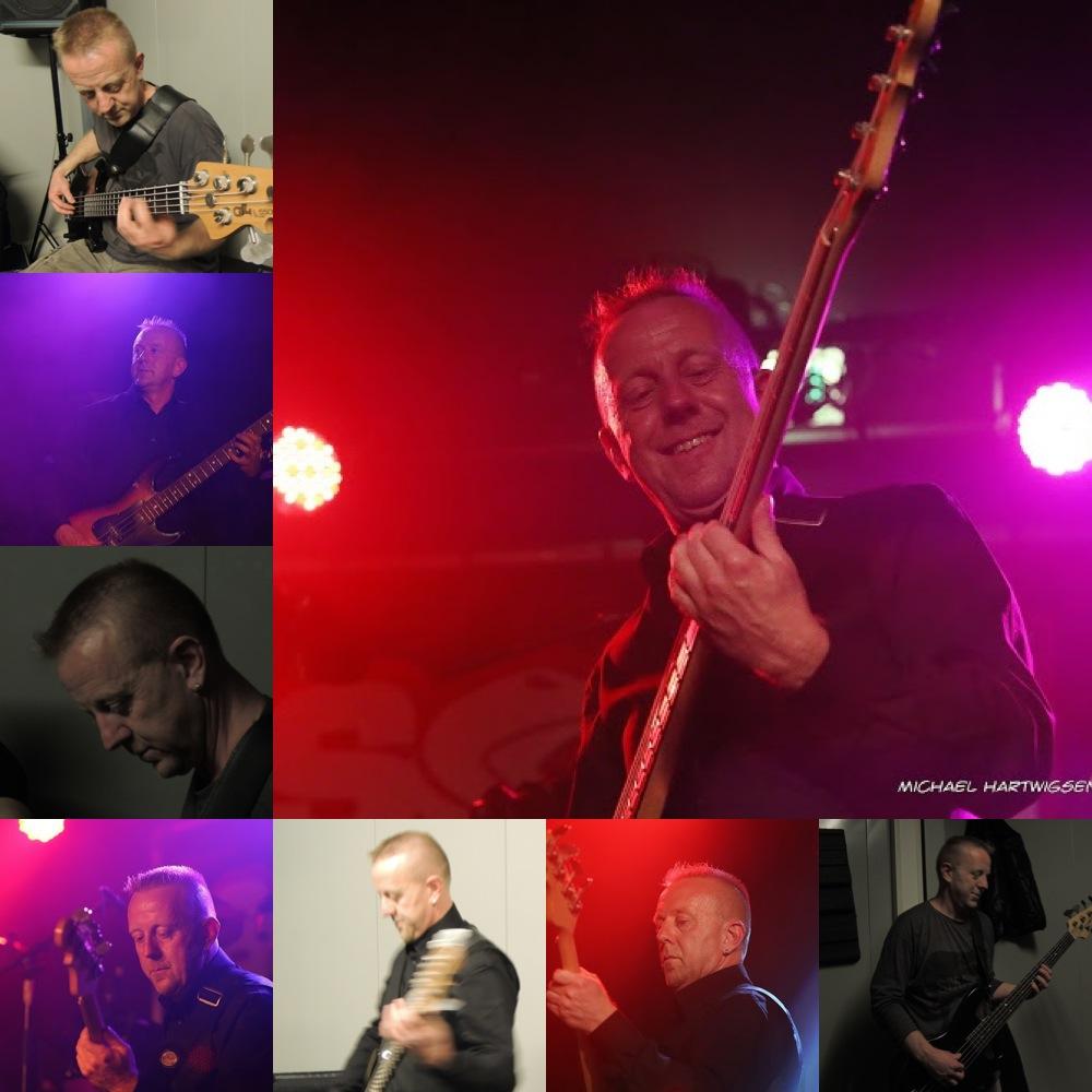 Peter Vergeer - Bass