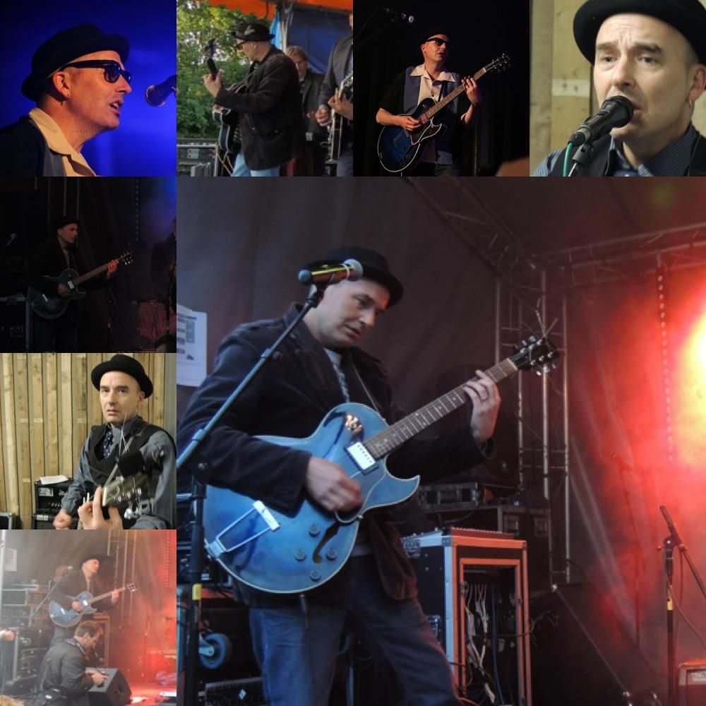 Cor Gertenaar - Guitar & Backing Vocals