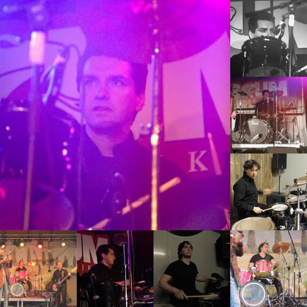 Dorian Bratolić - Drums