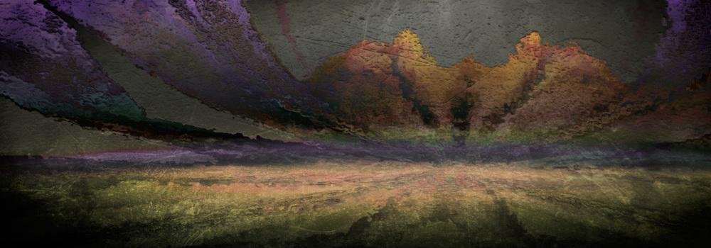Twisted Mountain Sunrise