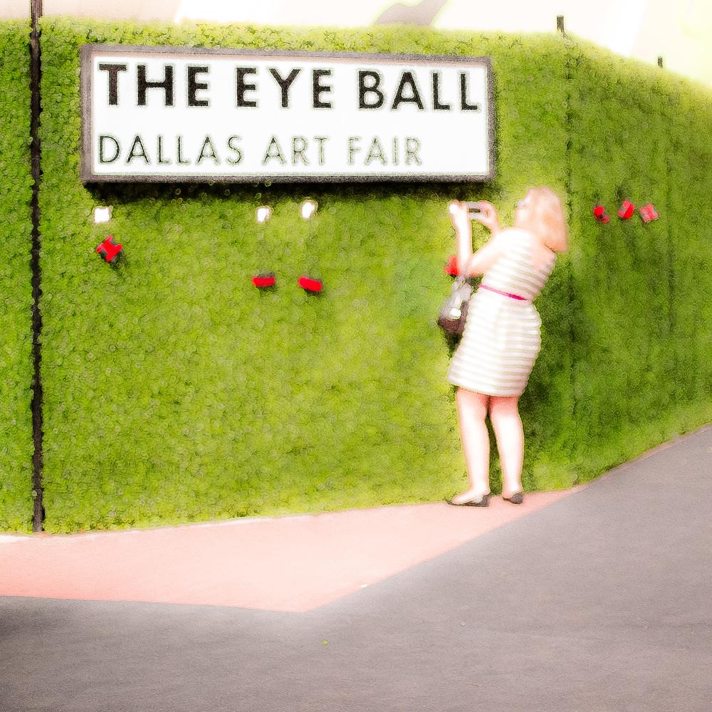 Taking a peek at The Eye Ball