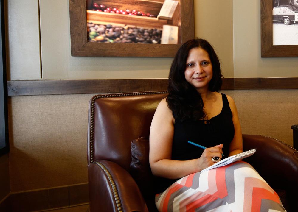 NewsPaperTree Reporter, Elida S. Perez