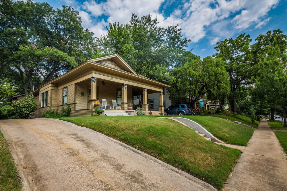 Oak Cliff Residence
