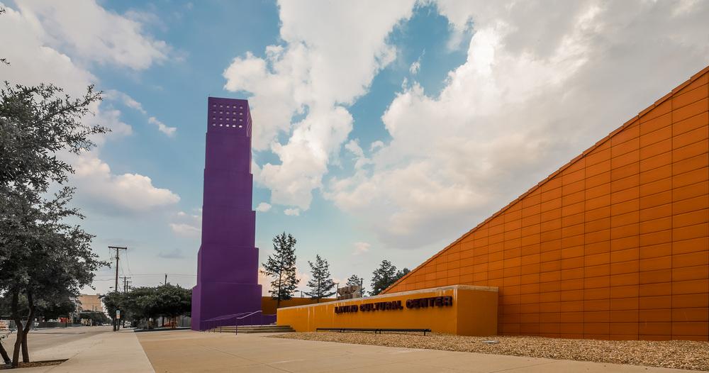 Latino Cultural Center façade