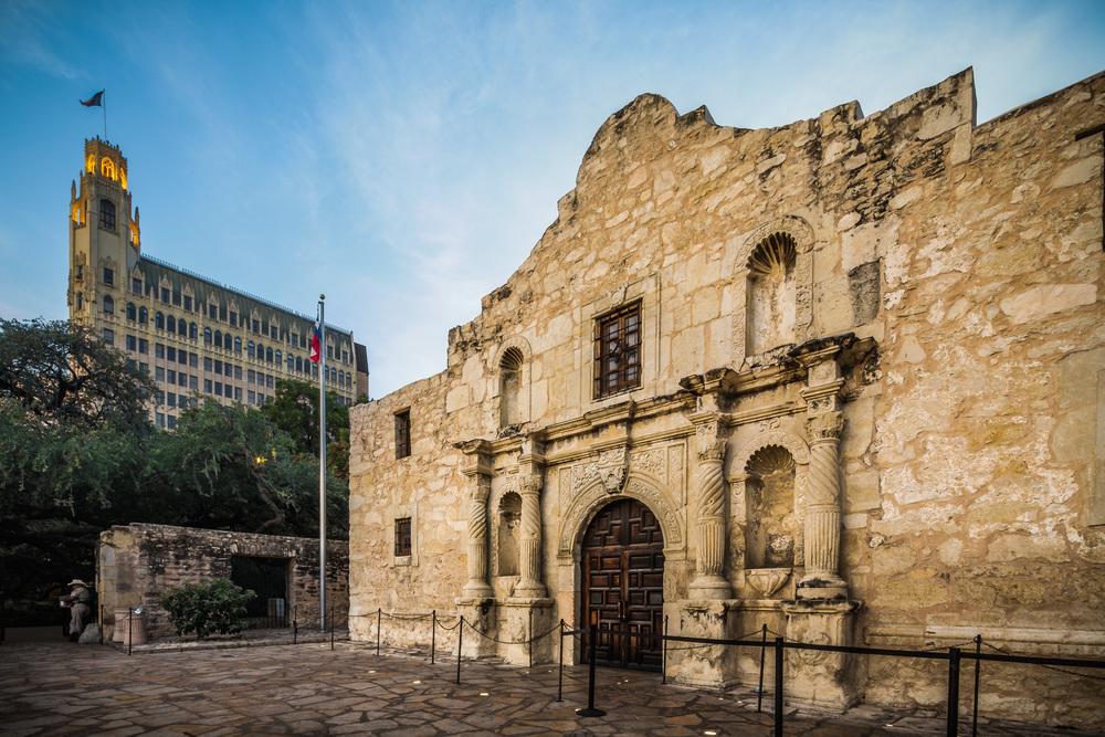 """""""La Segunda Compañía Volante de San Carlos del pueblo del Alamo"""" - The Alamo"""