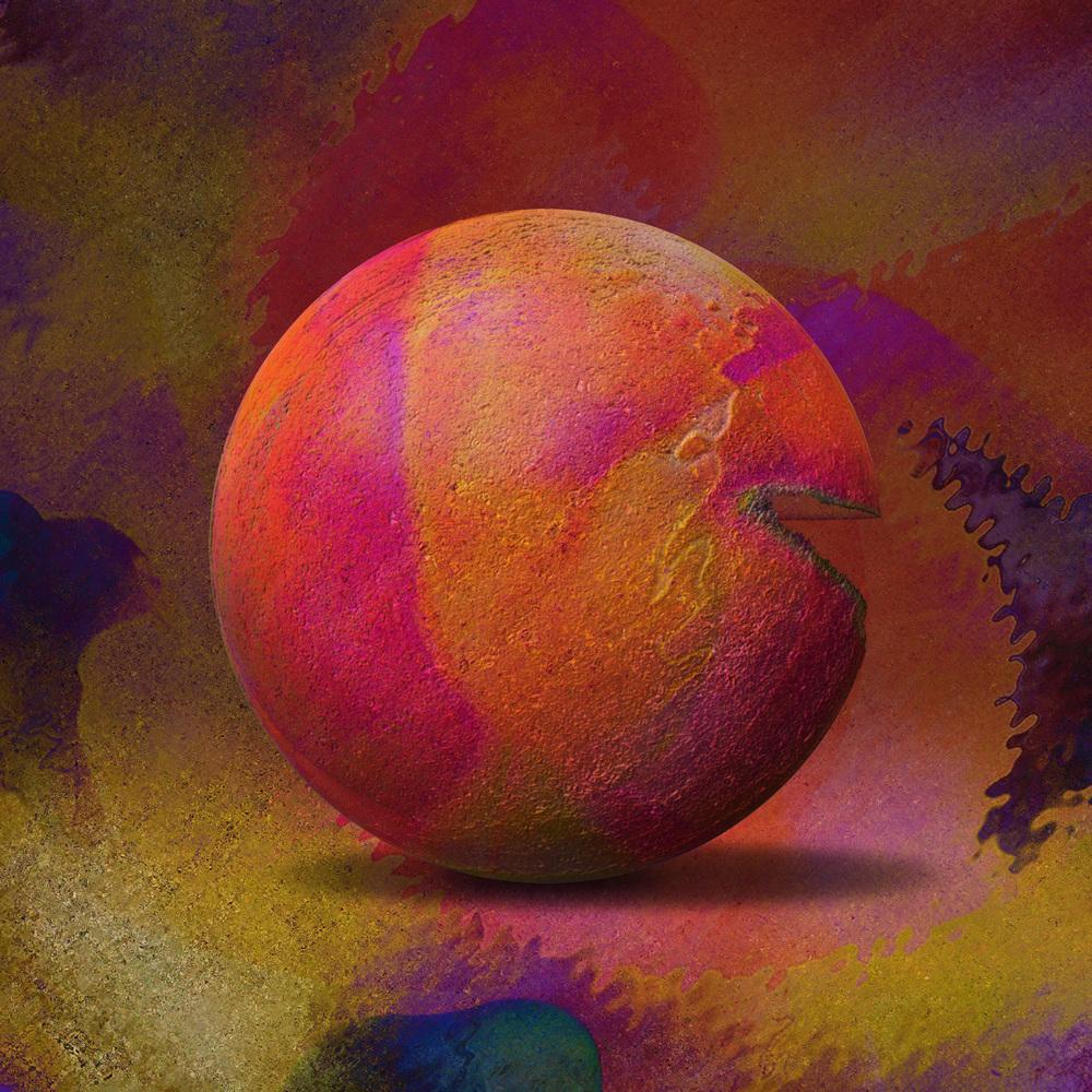 Broken Sphere