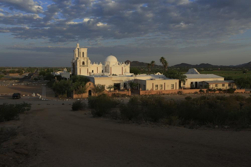Mission San Xavier del Bac