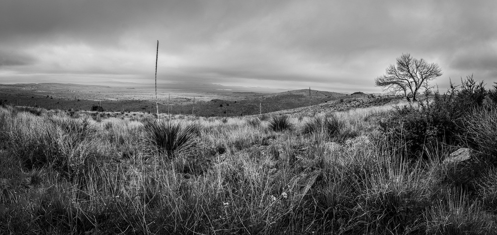 Fort Davis State Park - Pano