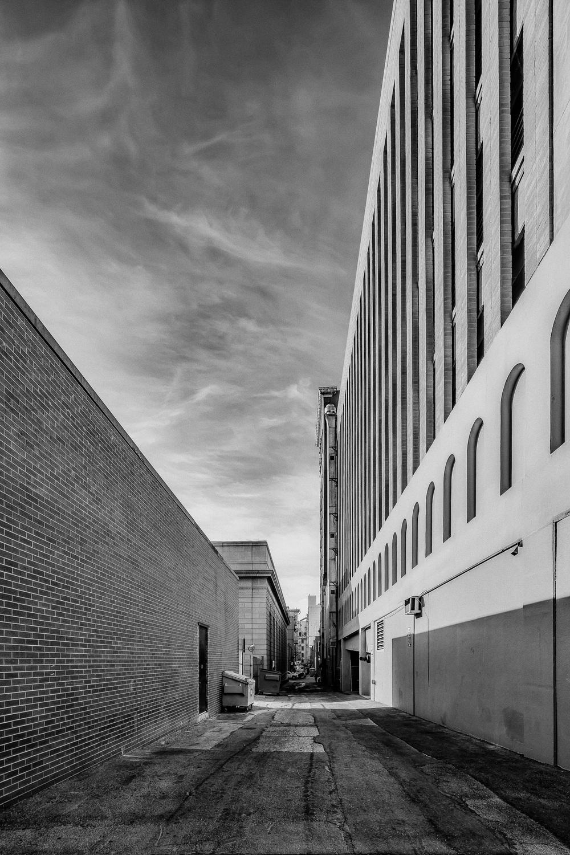 Back Alley Textures - El Paso