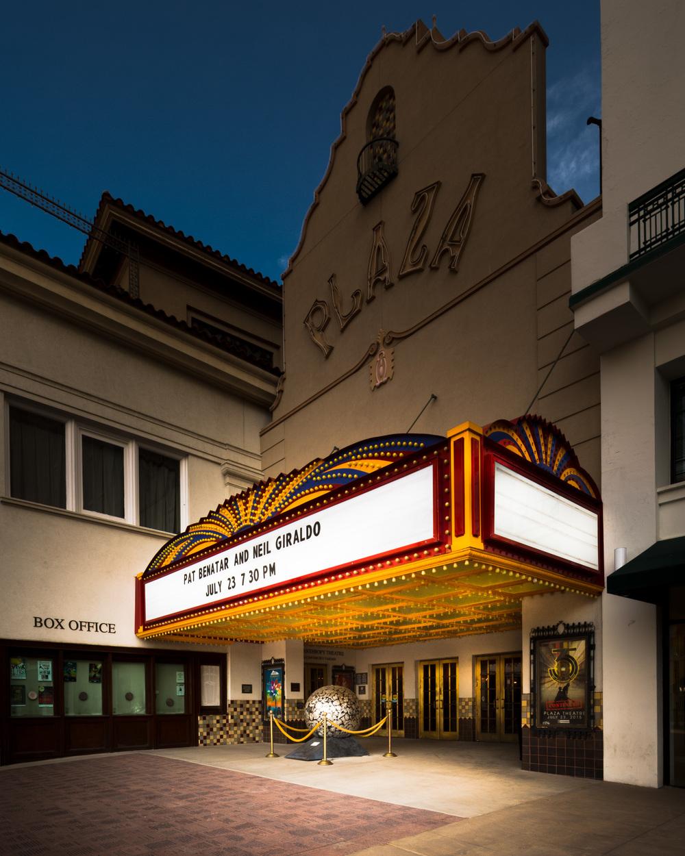 Plaza Theater - El Paso