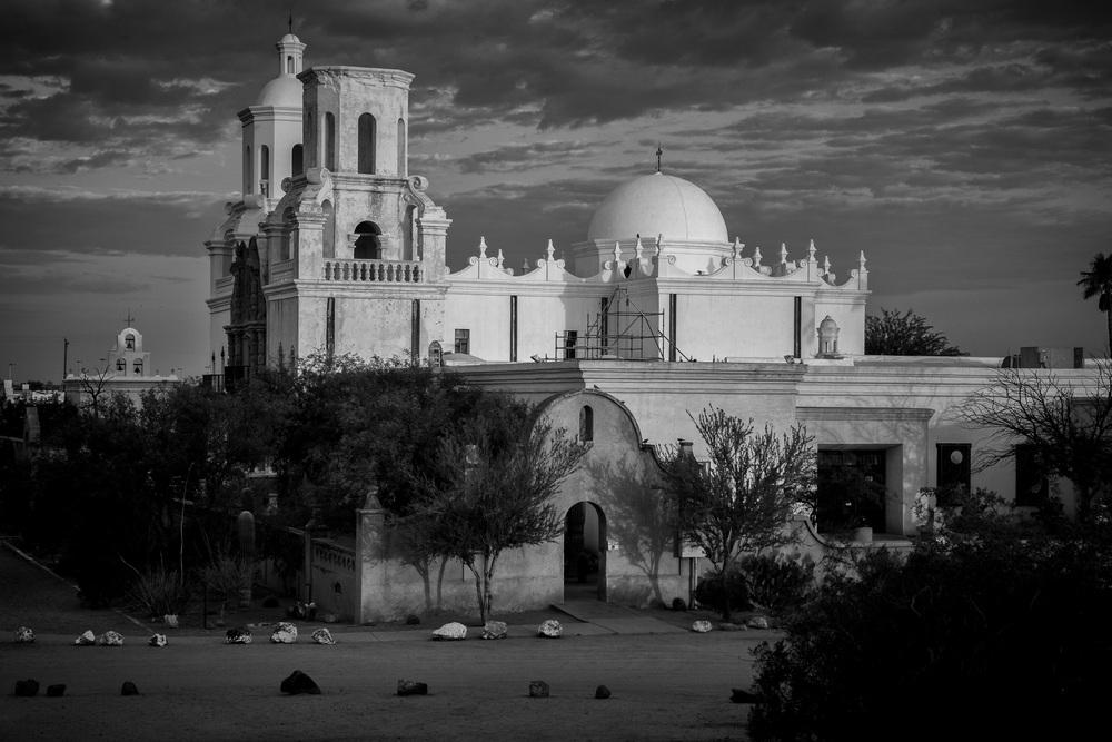 Mission San Xavier del Bac #1 - Tucson