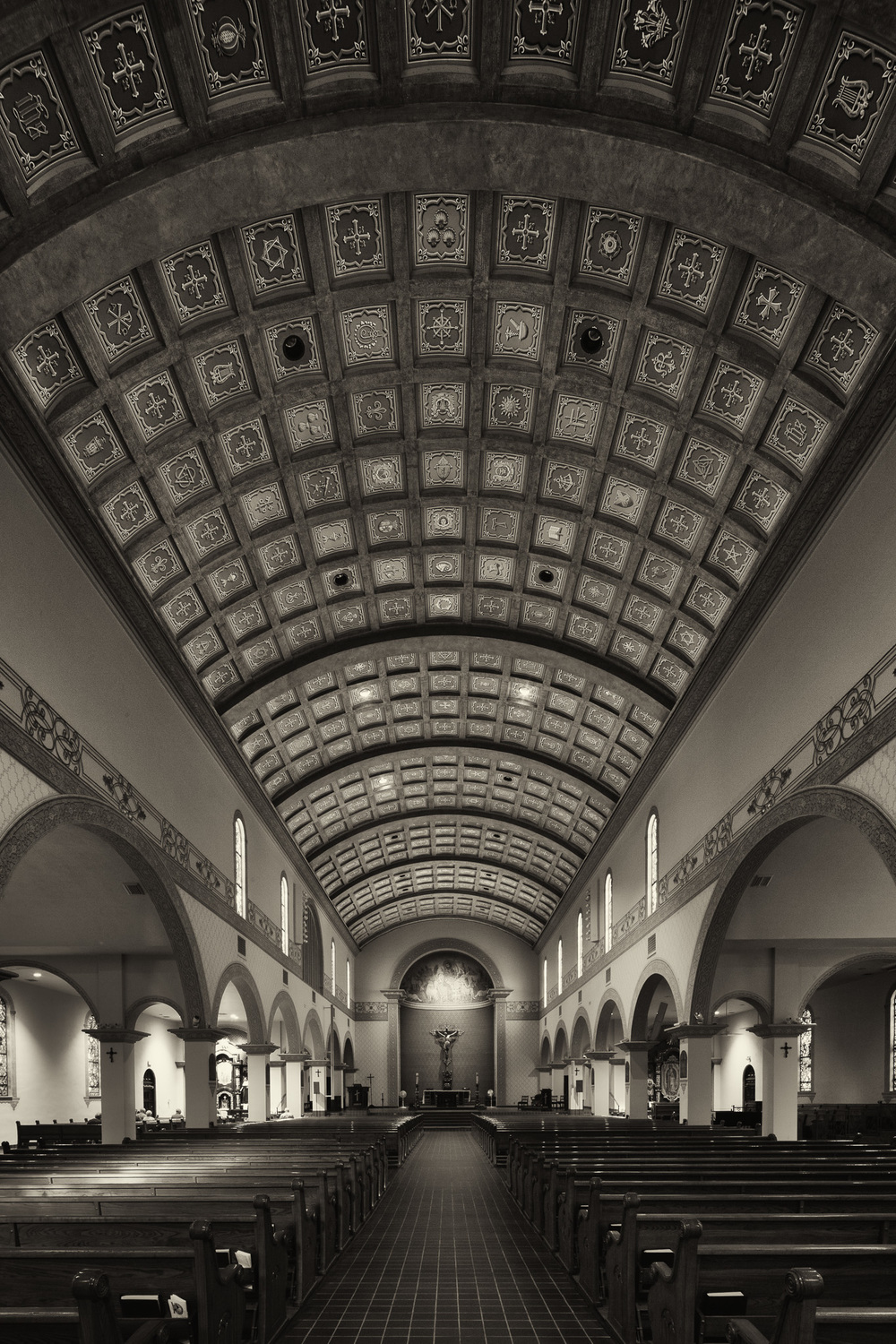 St. Augustine's Cathedral - Interior - Tucson