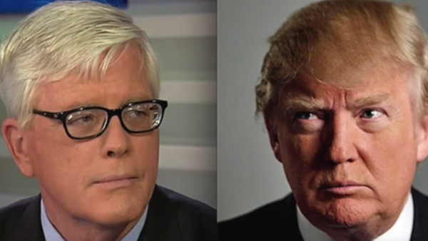 Hugh Hewitt and Donald Trump
