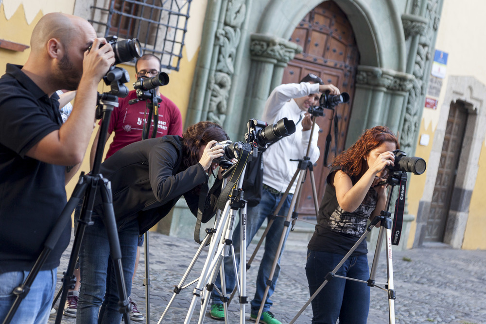 Learn photography in Gran Canaria with Tomás Correa